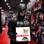 Hey, Batman! Where do you get those wonderful games?! #nycc #nycc14
