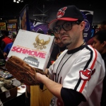 Ricky Vaughn from Major League! Winning! #nycc #nycc14