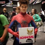 Peter Parker has a striking resemblance to Andrew Garfield.