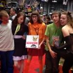 Meddling kids! #nycc14 #Nycc