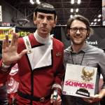 "Mr. Spock, ""Live long and proschper!"""