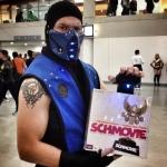 Sub-Zero actually prefers Schmovie Kombat.