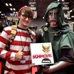 We found him! We found him! And Waldo too. #nycc #nycc14 #schmovie