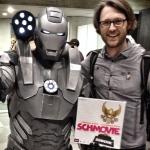 #WarMachine luvs a good robot pun... long as he's not the bot of the joke. #nycc