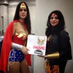What's more wonderful than Wonder Woman? Wonder Women!