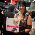 Zena Warrior Schmovie player!