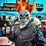 Ghost Rider has a schoft schpot for #Schmovie!