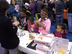 SCHMOVIE was a hit with kids at Chicago Toy & Game Fair!