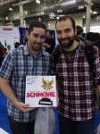 Inventor autographed copies of SCHMOVIE sold quickly!