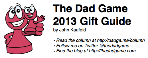 Schmovie Featured in: The Dad Game 2013 Gift Guide!