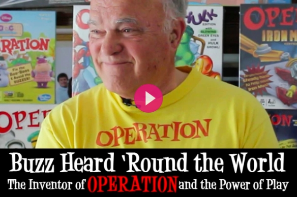Operation Buzz Heard Schmovie
