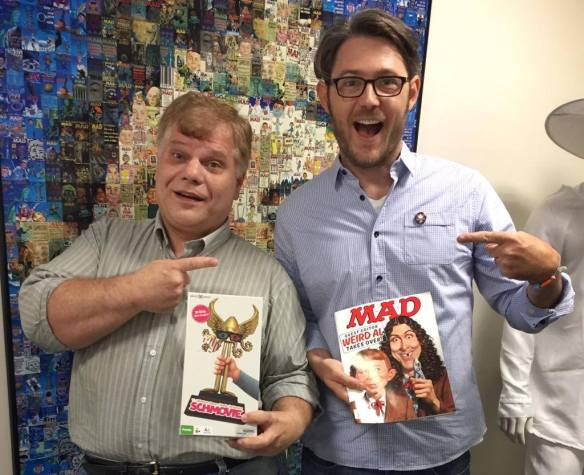 Mad Mag Schmovie Charlie Bryan