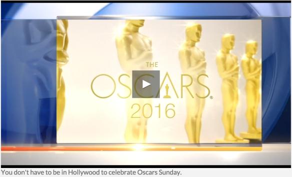 Oscar Night Schmovie Donna Bozzo ABC7Chicago