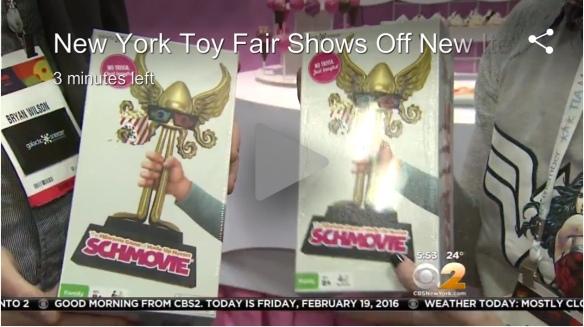 toy fair cbs cameo
